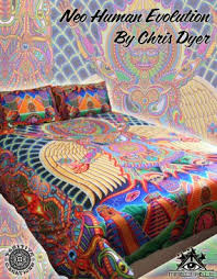 Trippy Comforters Mindcradle Art For Your Sacred Temple