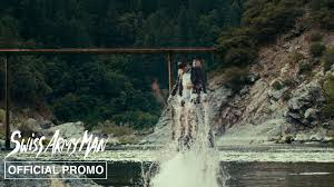 Ex Machina Waterfall Swiss Army Man River Rocket Official Promo Hd A24 Youtube