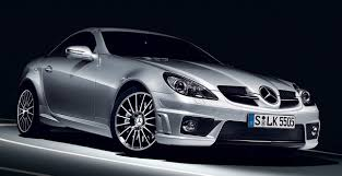 2009 mercedes benz slk class information and photos zombiedrive