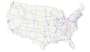 Map Of Kentucky And Ohio by U S Route 23 Wikipedia