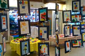 art show ideas kids art market show sutterville preschool lentine marine 65521