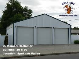 pioneer garage door ideas best pole building with high quality materials