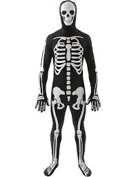 Skeleton Costumes For Halloween by Amazon Com Orion Costumes Unisex Skeleton Skin Suit Bones