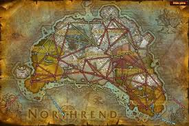 kalimdor map traveling around azeroth a transportation guide guides wowhead