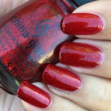 february fiery ruby pumps by china glaze the polished pursuit