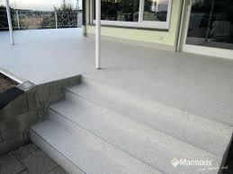 treppen gã nstig gummibelag fur terrasse terrassen aus kunststoff ga 1 4 nstig