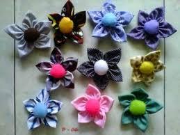 membuat kerajinan bros yuk bikin bros bunga mawar dari kain perca kerajinan tangan