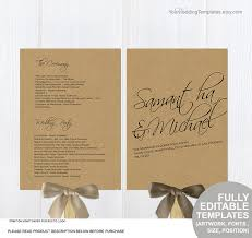 diy wedding program fans template 24 images of rustic wedding fan program template svg eucotech