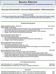 Resume For Shoe Sales Associate The Sales Manager Resume Should Have A Great Explanation And