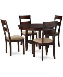 Cheap Dining Room Furniture Sets Branton 5 Dining Room Furniture Set Furniture Macy S