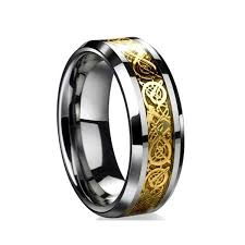 cool rings for men how to wear men s rings on the right and cool way banggood