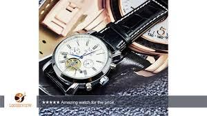 Mechanical Decor Gute Dress Gentlemen Decor Tourbillon Automatic Mechanical Wrist