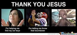 Thank Jesus Meme - thank you jesus by omgitznick meme center