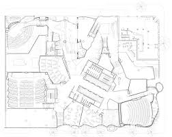 ground floor plan rmit university swanston academic building