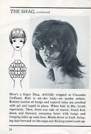 70 s style shag haircut pictures 104 best shag and mullet hairstyles images on pinterest