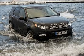 land rover water 2015 land rover discovery sport first drive motor trend