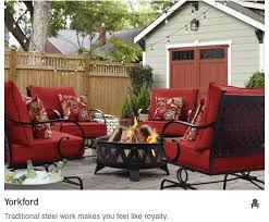 Backyard Collections Patio Furniture by Shop Outdoor Patio Furniture Collections With Lowe U0027s