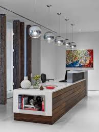Unique Reception Desks Shapes Of Ikea Reception Desk Justhomeit