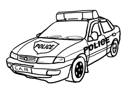 Police Cars Coloring Pages Printable Police Car Coloring Pages Car Coloring Pages Printable For Free