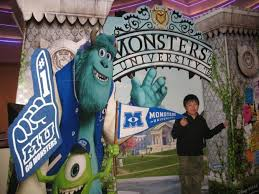 movie review u0027monsters university u0027 animation network