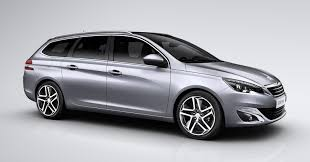 peugeot compact car peugeot 308 sw compact wagon revealed photos 1 of 10