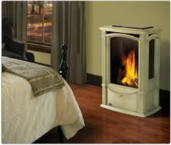 Dual Gas And Wood Burning Fireplace by Chester County Hearth U0026 Home