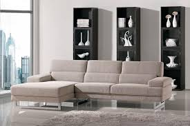 very small sectional sofa cb2 lotus 3 piece sectional sofa eva furniture