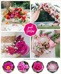 Wedding Flowers Arrangements - wedding flower ideas inspired by 2017 pantone colors ftd com