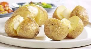 pomme de terre en robe de chambre pommes de terre rôties en robe des chs colruyt