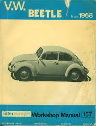 power cars vw beetle from 1968 p harris