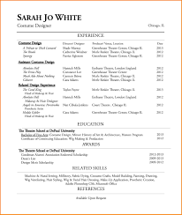 Resume Introduction Example by Resume Introduction Examples Resume For Your Job Application