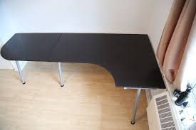 Desk Shapes Large Corner Desk L Shapes Big Advantages Of Large Corner Desk