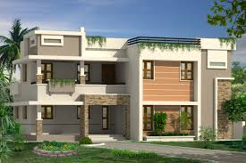 clean box type house exterior keralahousedesigns kerala