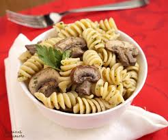 cold pasta salad dressing herby mushroom pasta salad curious cuisiniere