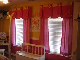 Modern Kitchen Curtains And Valances by Kitchen Short Window Curtains Modern Window Valances Modern