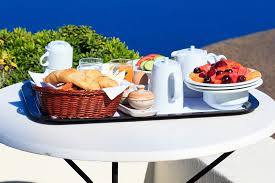 the traditional greek breakfast discover greece