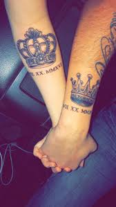 life tattoo quotes for men 40 king u0026 queen tattoos that will instantly make your relationship