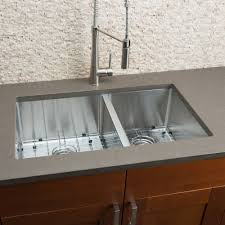 Undermount Kitchen Sinks Lowes Canada - Double bowl undermount kitchen sinks