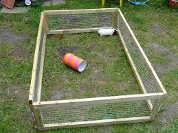 Guinea Pig Cages Cheap Simple Cheap Guinea Pig Run 5 Steps
