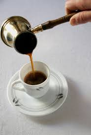 how to make authentic greek coffee