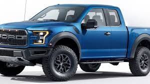 Ford Raptor Blue - the nasty turbocharged 2017 ford raptor reportedly starts at 48 325