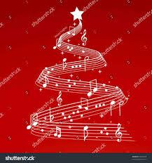 christmas tree music notes cheminee website