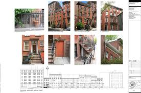 Home Design Fails Proposed Expansion Of Home At 83 Horatio Street West Village