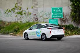 toyota area zubie scores a ride in the prius and celebrates earth week zubie