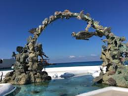 Map Cozumel Mexico by Coral Reefs Monument San Miguel De Cozumel Mexico Awesome
