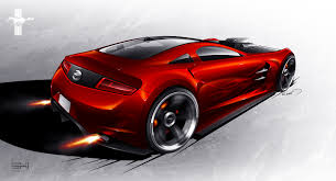 ford supercar concept ford mustang concept rear by emrehusmen on deviantart