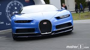 bugatti 2017 bugatti chiron at 2017 goodwood motor1 com photos