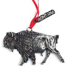 wildlife montana ornaments