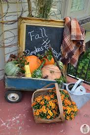 Fall Harvest Outdoor Decorating Ideas - best 25 fall front porches ideas on pinterest fall porch