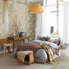 inspired bedroom japanese inspired living room with bamboo wallpaper andrea outloud